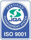 JQA-QM5615 ISO9001 認証