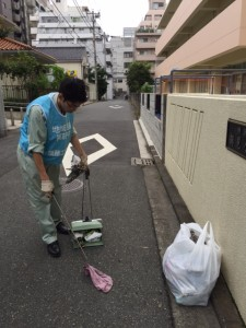 清掃活動2
